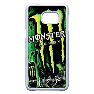 Samsung Galaxy Note 5 Edge Cell Phone Case White Monster Energy Plastic Durable Cover Cases swxc5065635
