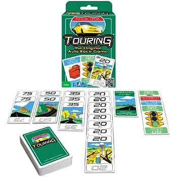 Touring Card Game