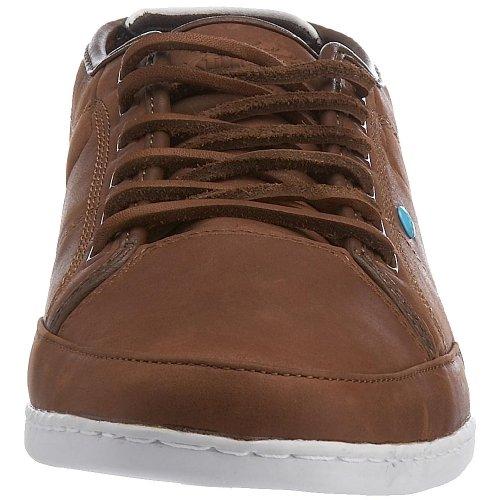 Boxfresh Sparko Pour Cuir Hommes Boxfresh Amer Chocolat Chaussures Chaussures En 0qT50Ug