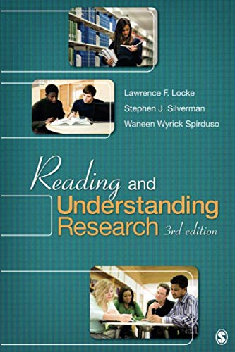 Reading and Understanding Research (NULL) by SAGE Publications, Inc