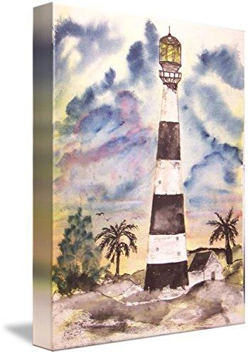Imagekind Wall Art Print Entitled Cape Canaveral Lighthouse by Derek McCrea | 8 x 10 ()