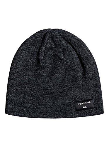 Size Gorro Hombre Quiksilver One Negro n0tpdxX