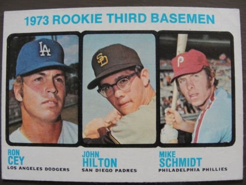 1973 Topps Card (1973 Topps Baseball Complete Set 660 Cards Mike Schmidt Rookie ex to ExmtCondition)