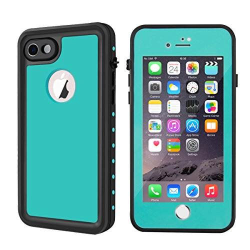 iPhone 7 iPhone 8 Waterproof Case [4.7 inch] Justcool Slim Fit Sounds Clear Full-body Proctect Waterproof Phone Case for iPhone 7 iPhone8