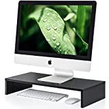 FITUEYES Computer Monitor Riser 21.3 inch Monitor Stand With Keyboard Storage Space,DT105401WB