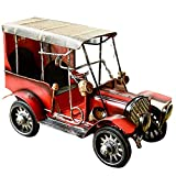 MS Crafts - European Retro Classic Car Model Ornaments Wrought Iron Multi-Function Window Display Crafts Small Jewelry @