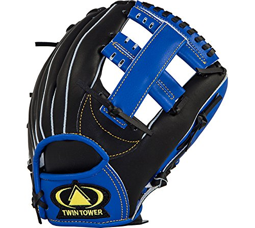 TWIN TOWER Youth Baseball Glove_11 inches Glove Outfield and Infield_TTG-1053