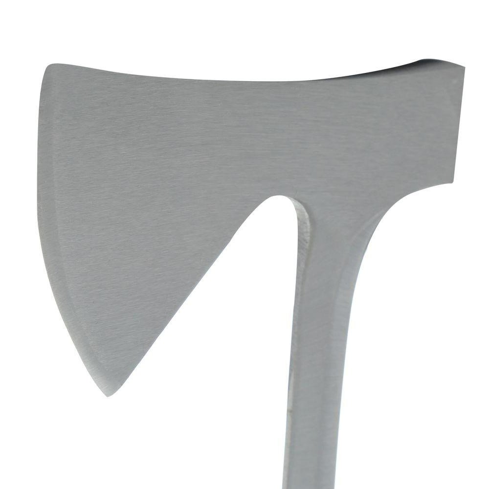Estwing Camper's Axe - 16'' Hatchet with Forged Steel Construction & Shock Reduction Grip - E44A by Estwing (Image #3)