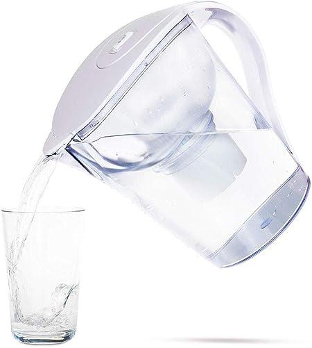 10 Tazas De Purificador De Agua Con Un Filtro Duradero Para Limpiar Los Contaminantes Del Agua Para Un Estilo De Vida Más Saludable: Amazon.es: Hogar