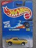 hot wheels 1995 camaro - 1995 Hotwheels #448 67 Camaro Hood Opens