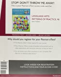 Language Arts: Patterns of Practice, Enhanced Pearson eText -- Access Card (9th Edition)