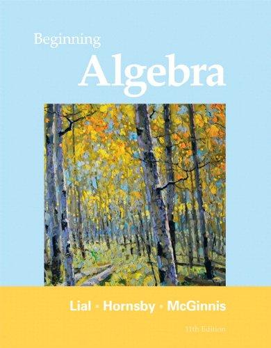 Beginning Algebra plus MyMathLab/MyStatLab -- Access Card Package (11th Edition)