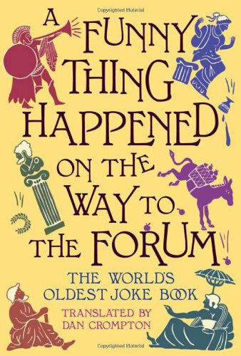 Funny Thing Happened on the Way to the Forum: The World