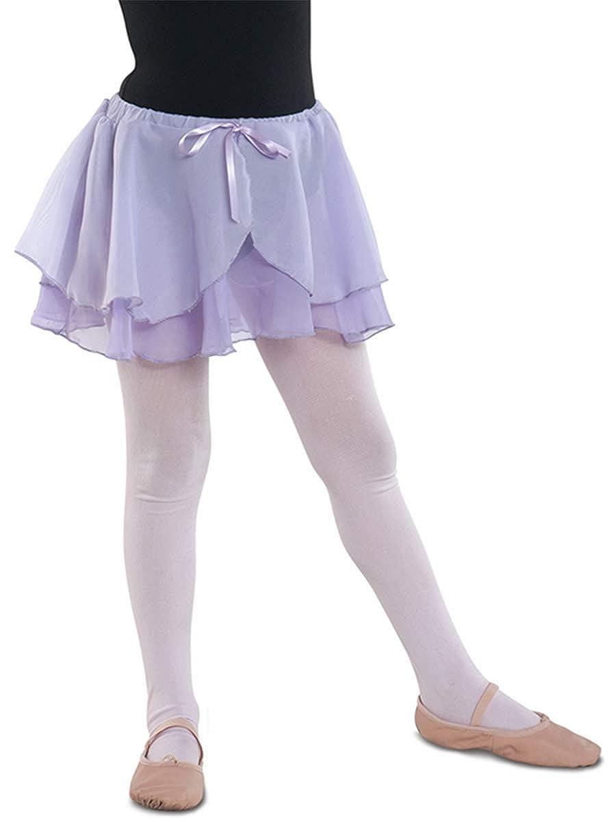 Danshūz Lavender Double Layered Skirt