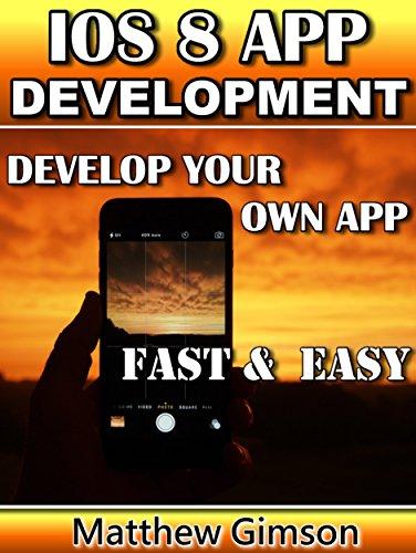 ios 8 development for beginners - 1