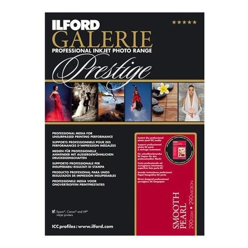 Paper Ilford Smooth Pearl - Ilford Galerie Prestige Smooth Pearl (8.5 x 11 in. - 100 Sheets)