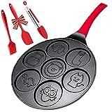 Pancake Pan for Kids - Pancake Griddle Pan Pancake