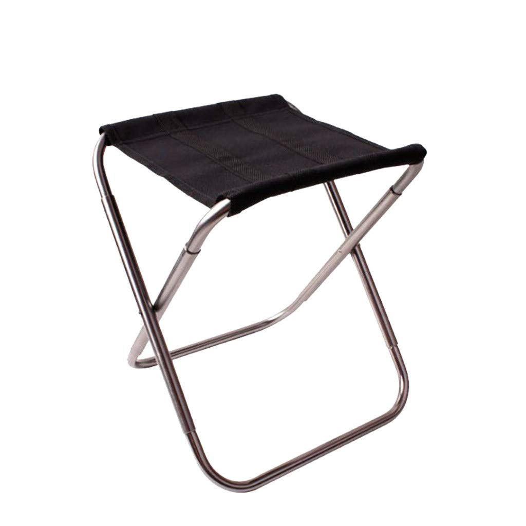 Chair Covers - Camp Portable Folding Chair, Step Stool Perfect for Camping, Beach, Sporting Events, Festivals, Camp Accessory and Outdoor Folding Chair Compact Traveling Foot Stool (Blue) by Emptystar
