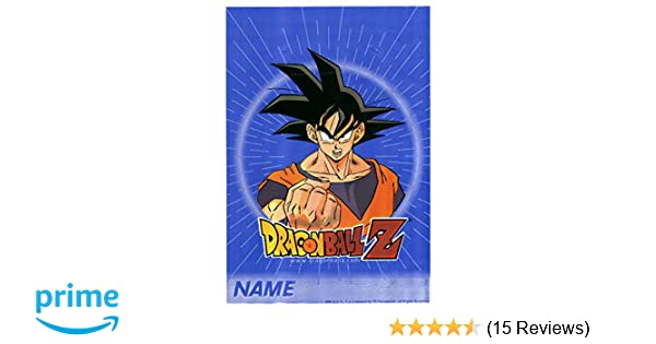 Dragonball Z Favor Bags (8ct)