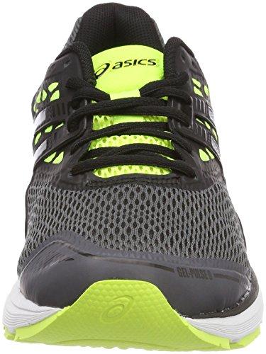 Asics Mens Gel Dimpulsions 9 Chaussures De Course Noir