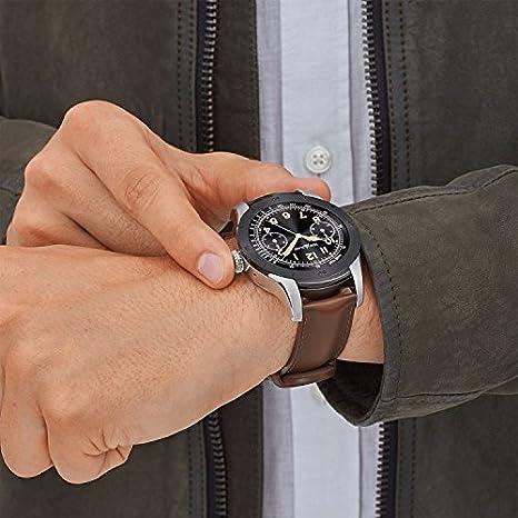 Montblanc Summit Smartwatch - Cassa in acciaio bicolore con ...