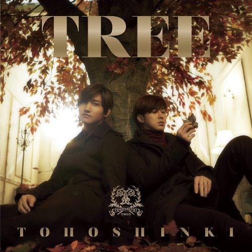 東方神起 / TREE[DVD付B]