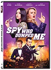 Audrey (Mila Kunis) and Morgan (Kate McKinnon), two thirty-year-old best friends in Los Angeles, are thrust unexpectedly into an international conspiracy when Audrey's ex-boyfriend shows up at their apartment with a team of deadly assassins o...