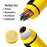 2-Pack Extendable Poster Tubes Expand from
