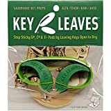 Key Leaves saxophone key props for Alto, Tenor