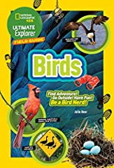 This fun, photo-filled, and fact-packed bird guide will make kids Stop! Look! and Listen! to find the feathered friends right in their own backyards. From ducks to hawks, sparrows to sandpipers, kids will learn how, where, and when to spot bi...