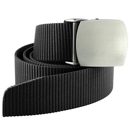 9story Men's Tactical Belt,Military Style Automatic Buckle Duty Nylon Belt
