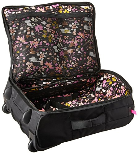 Vera Bradley Lighten up Small Foldable Roller, Polyester, Black by Vera Bradley (Image #5)