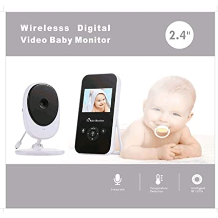 Amazon com: Wireless 2 4GHz Digital Color LCD Free From WIFI