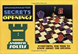 img - for Grandmaster Secrets: Openings book / textbook / text book