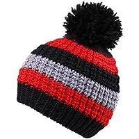 Arctic Paw Kids Knit Beanie (Multi Colors)