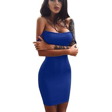 14df1e70985 PowerFul-LOT-- Robes Robe Sexy Femme Soirée