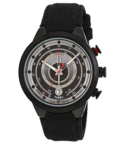 Timex Expedition Analog Black Dial Men's Watch - T41911