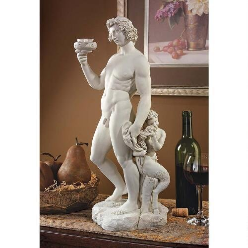 Bacchus Statue Design Bacchus Italy Italian Florence Roman God by Statues