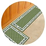 Funny Cartoon Kitchen Rugs Carpet Washable Polyester+Rubber Slip Resistant Long Entrance Door Mat Corridor Bathroom Floor Mats,Carpet17,50X80Cm