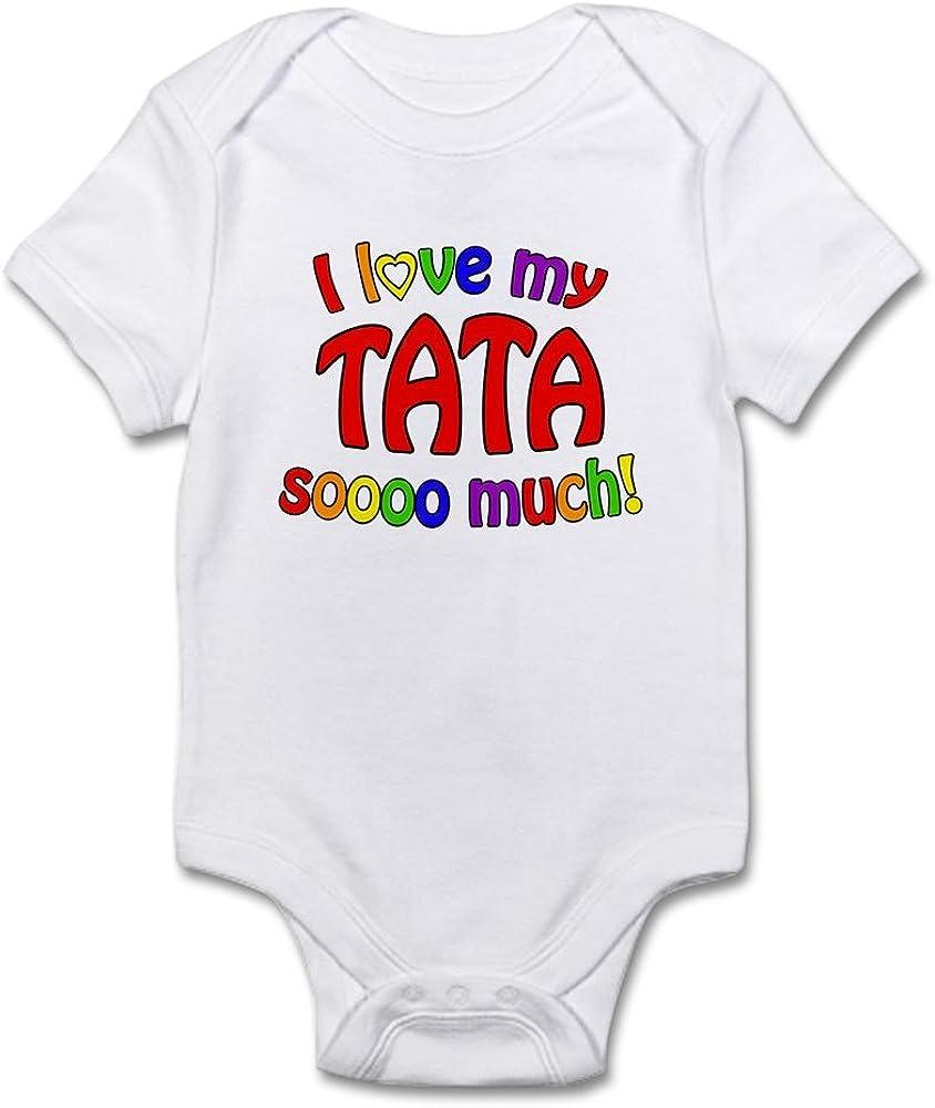 CafePress I Love My Mom Baby Tutu Bodysuit