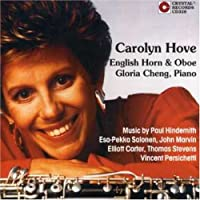 20th Century Music for English Horn and Oboe
