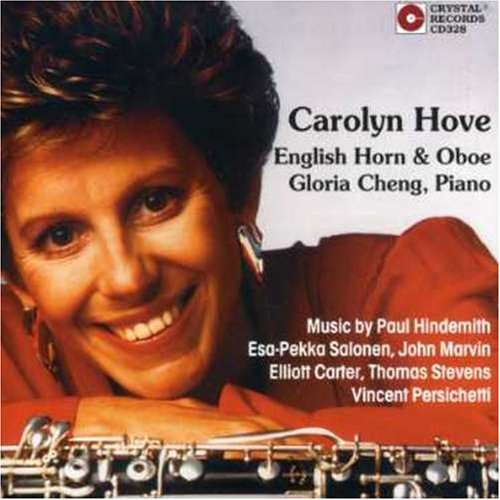 (20th Century Music for English Horn and Oboe)