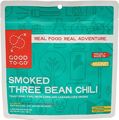 Good To Go Smoked Three Bean Chili (Double Serving)
