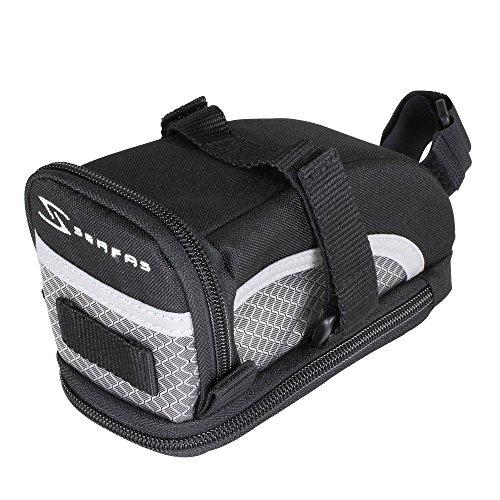Saddle Mountain Outfitters - Serfas Speed Bag, Grey, Medium