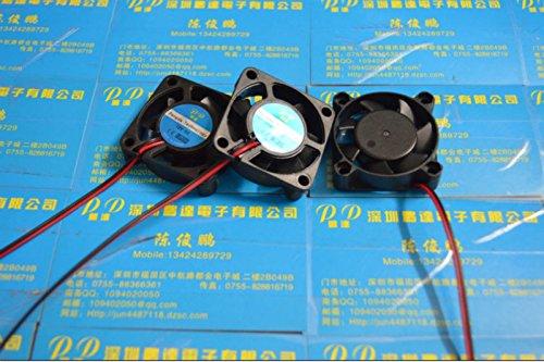 3 Pcs 4cm 5v cooling fan mini Laser engraving machine laser cnc parts (Twin Engine Nitro Rc)