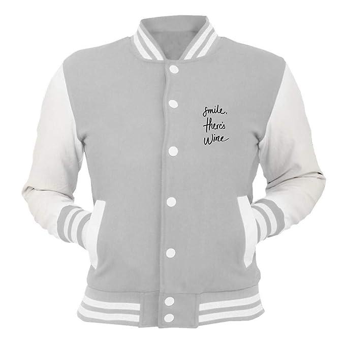 Speed Shirt - Chaqueta universitaria Gris CIT0196 Smile Ther ...