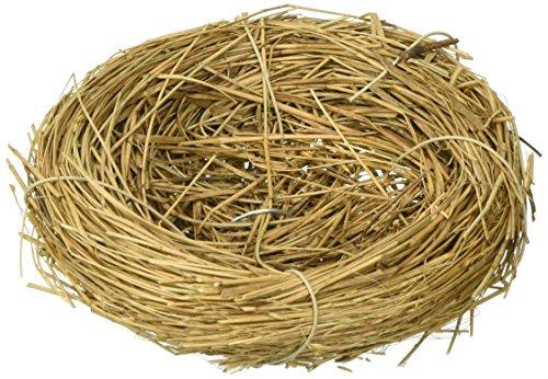 Darice Wired Birds Nest, 4-Inch -