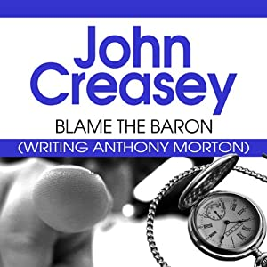 Blame the Baron Audiobook