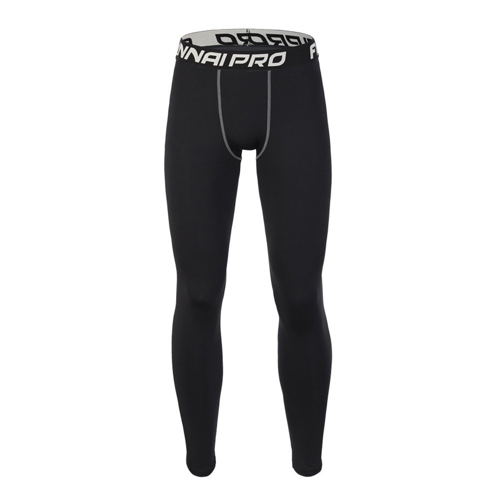 Collants-Sport Leggings, Covermason Pantalons de Compression pour Hommes Collants de Sport Collants Leggings Collants de Fitness