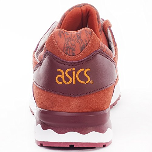 2401 lyte Rosso H6d1l Chili Gel Asics Bianco Sneaker V nSOIYq